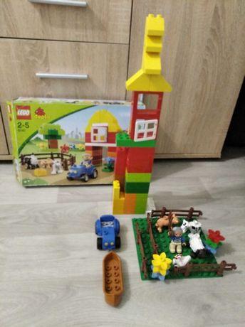 lego duplo моя первая ферма 6141 подарок