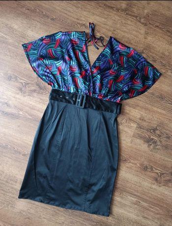 Sukienka Kimono Nietoperz xl 42