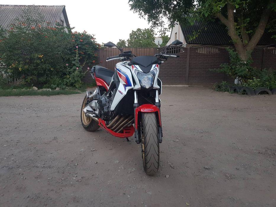 Продам Honda CB 650F Днепр - изображение 1