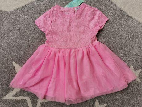 NOWA śliczna sukienka rozmiar 92