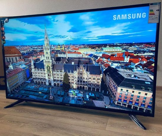 Телевизор Samsung 42 Full HD Smart TV с Wi-Fi DVB UE42N5300AUXUA