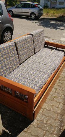 OPORTUNIDADE! Espectacular sofá cama