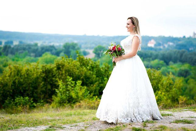Suknia ślubna. Stan bardzo dobry