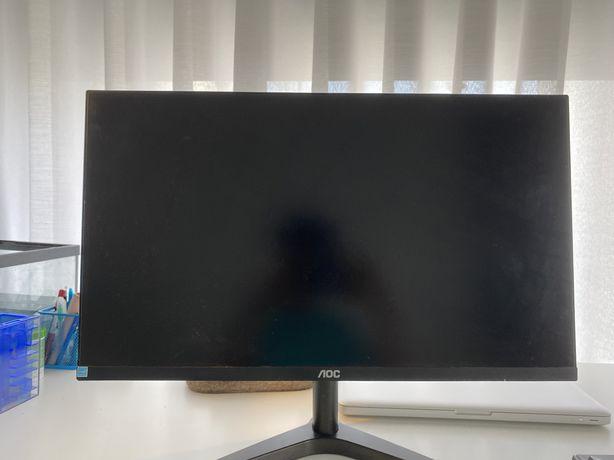 Monitor aoc 24b1h Como novo venda URGENTE