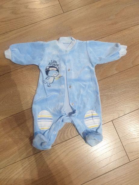 Pajacyk niemowlęcy rozmiar 56