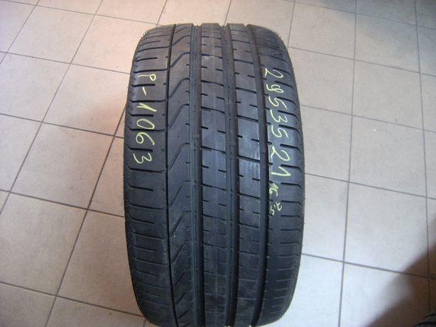 295/35/21 Pirelli P Zero pojedynka