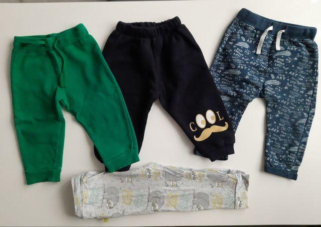 Spodnie, długie chłopięce.