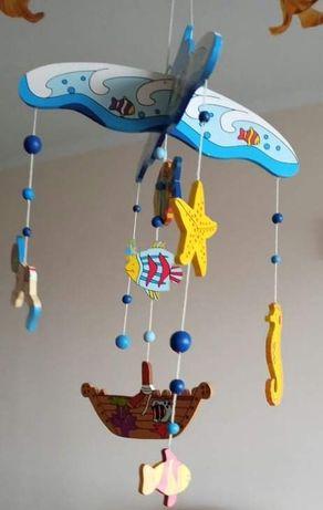 Іграшки- мобілі для немовлят