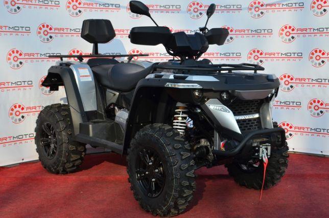 Новый квадроцикл Linhai M550L 4х4 Полный привод Официально в АРТМОТО