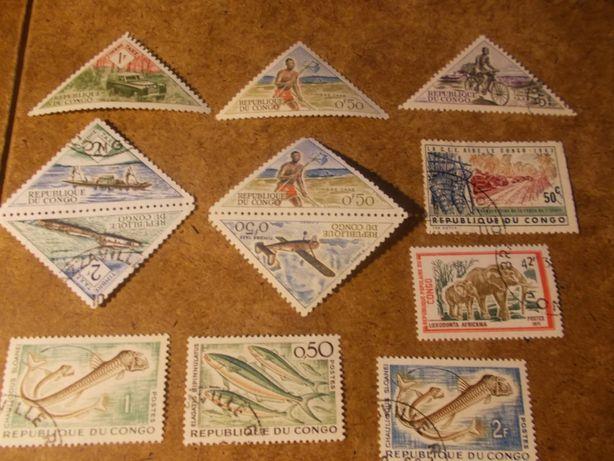 selos república do congo,Filipinas,Dominica,Maldivas,Togolaise, nepal
