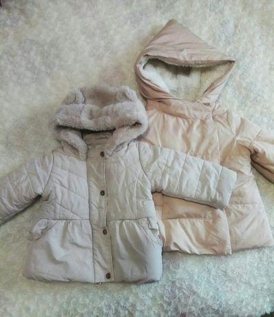 Курточка зимова F&F, як Zara чи H&M 6-9 міс