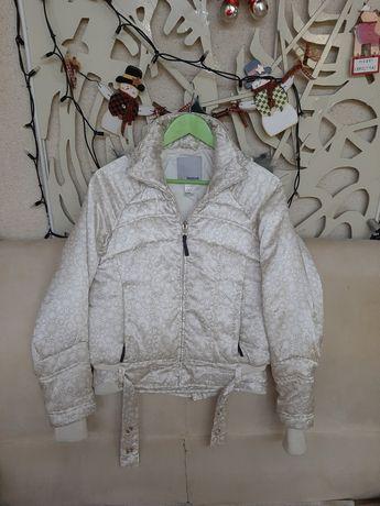Куртка зимняя Reebok.Куртка короткая