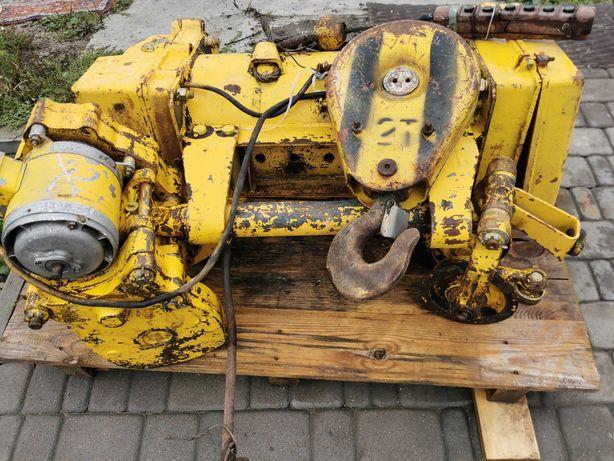 редуктор Тельфер 2 тонны ТЭ200-52120-01У2 подъема 12 метров