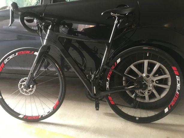 Bicicleta Cannodale topstone