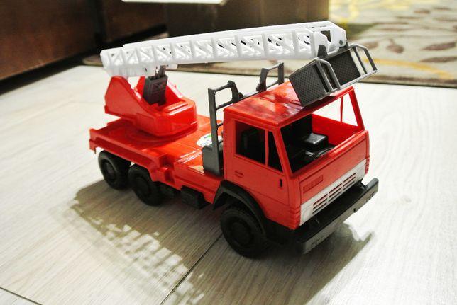 пожарная машина ORION, машинка, пожежна машина