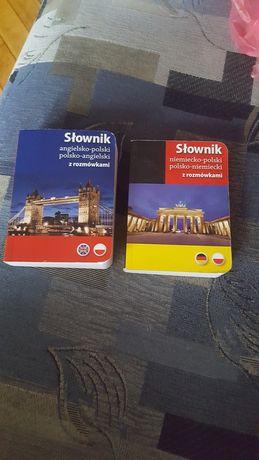 Słowniki kieszonkowe