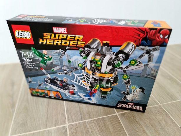 LEGO Marvel Super Heroes 76059 / 76101 (e) LEGO City 60047 / 60154