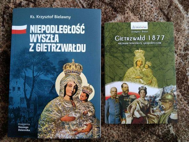 Grzegorz Braun Bielawny Niepodległość wyszła z Gietrzwałdu Gietrzwałd