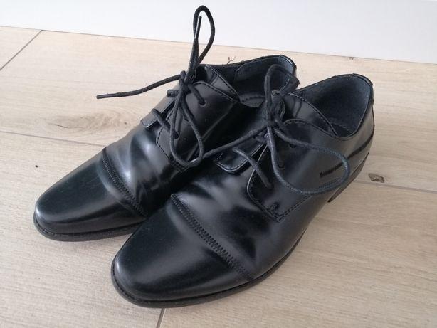 Buty komunijne/pantofle Ottimo rozmiar 35