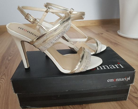 Sandały Monnari 39