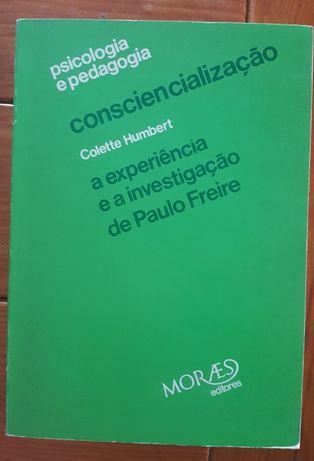 Colette Humbert - Consciencialização, a experiência e a investigação d