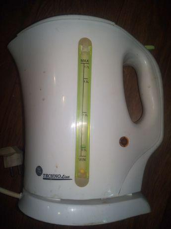Электро чайник 1,7 лит