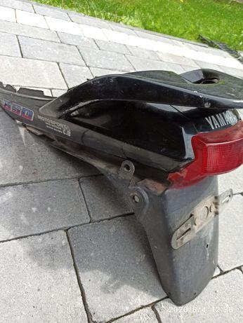 Обтекатель крило хвост подножка стоп Yamaha tdm 3VD