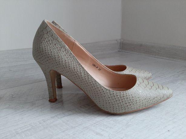 buty wzór wężowy - roz. 37