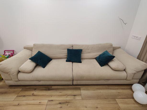 Трехместный диван Pufetto Claudia