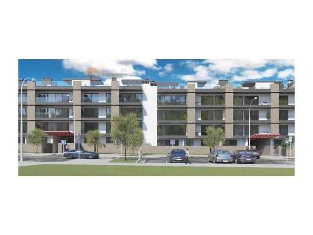 Apartamento T1 com terraço a 2 minutos do centro de Tavira