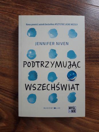 Podtrzymując wszechświat Jennifer Niven