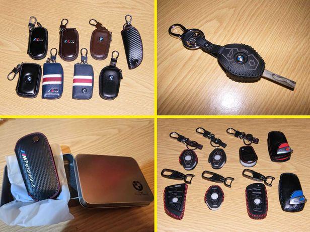 Capas protetoras chave BMW M | Bolsas | Porta chaves