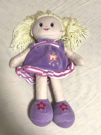 Мягкие куклы и игрушки