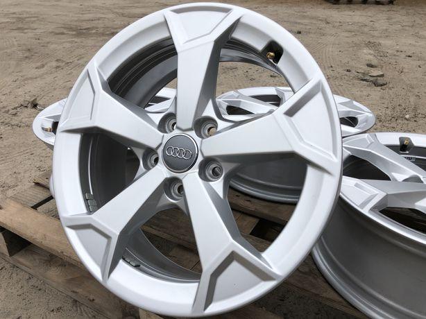 5х112 r17 Audi VW Golf Passat диски литые оригинал как НОВЫЕ