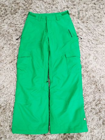 Теплі лижні штани