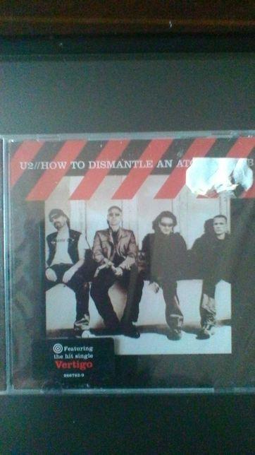 U2--How To Dismantle an Atomic Bomb CD Ainda SELADO