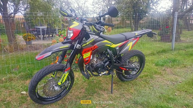Sherco 50 USD limited 2020rok !!