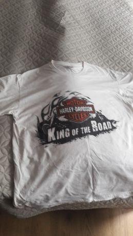 Koszulka logo Harley Davidson 2XL