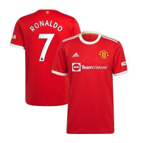 Camisola Cristiano Ronaldo Manchester United