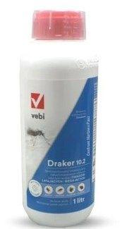 DRAKER 1L - zwalcza owady biegające i latające PROFESJONALNY