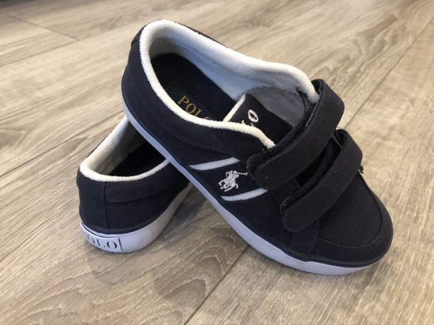 Buty dziecięce Ralph Lauren