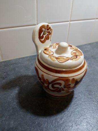 Pojemniki kuchenne do przechowywania ceramika