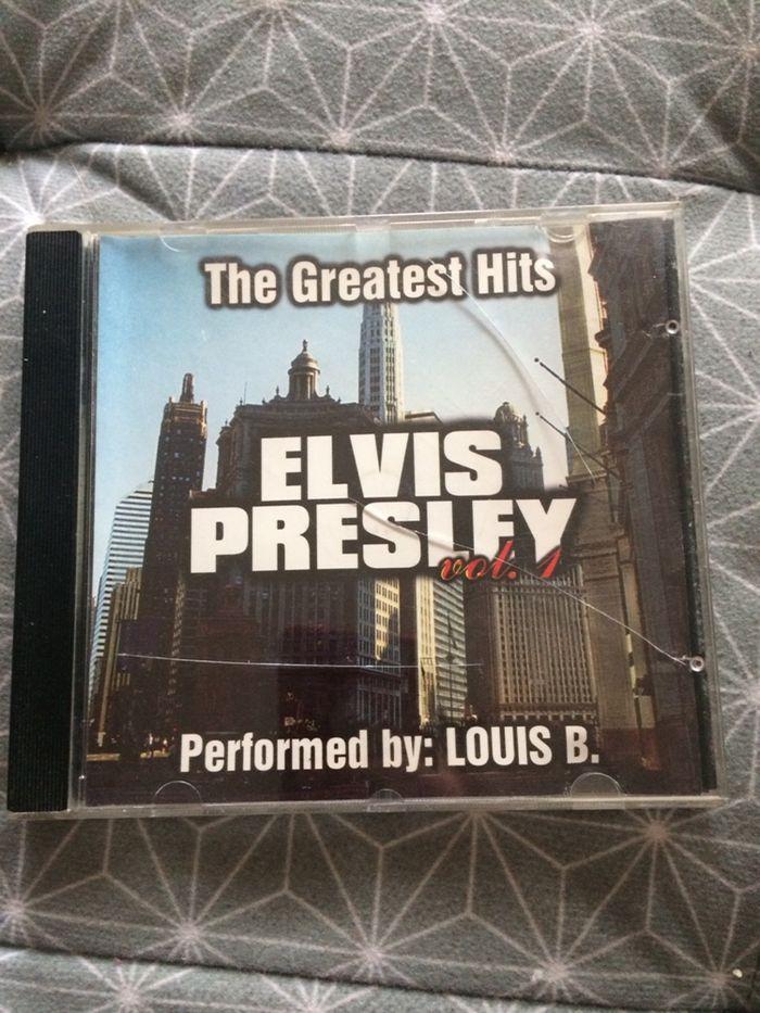 Elvis Presley The greatest Hits CD Warszawa - image 1