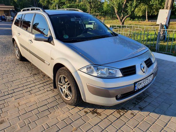 Продам Renault Megan 2 1,9 dci