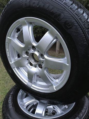 Alu felgi komplet 195/65 15 Kola Opel Astra Zafira Meriva Vectra 5x110