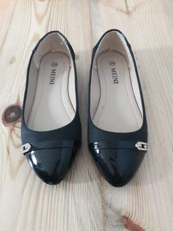 Baleriny, buty, pantofle, lakierki