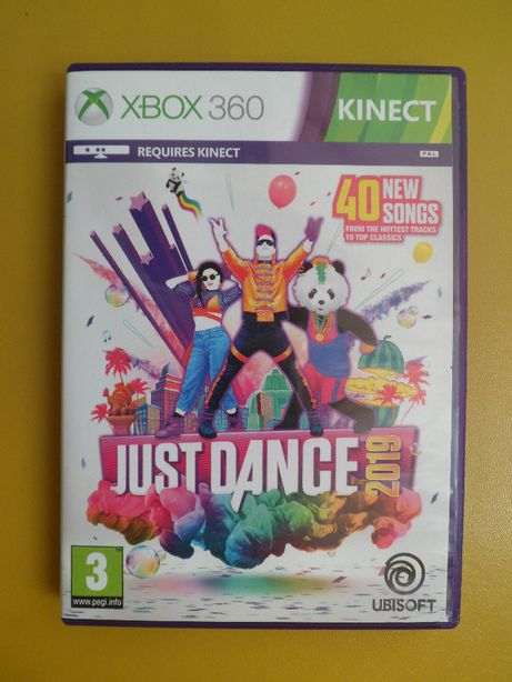 Just Dance 2019 - Xbox 360 super stan
