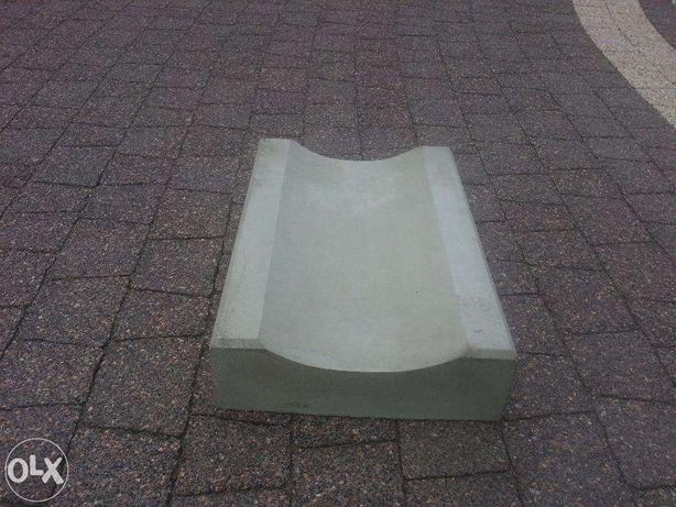 koryto betonowe szare