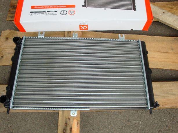 Радиатор ваз 2170, 2171, 2172, приора без кондиционера
