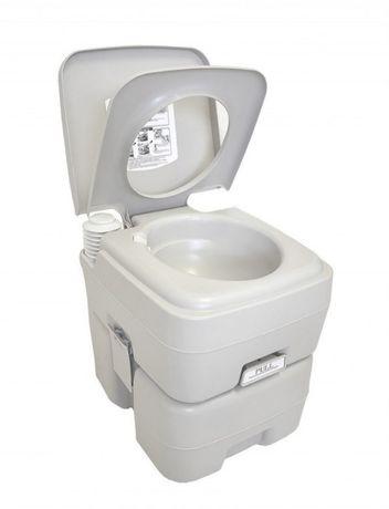 WC mobilne do kampera lub na kemping toaleta turystyczna przenośna 20L
